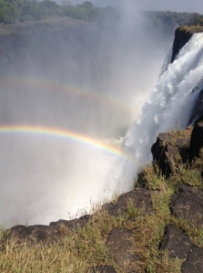 Vic Falls Rainbow