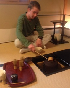 Tea Ceremony Jonathan